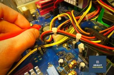 bilgisayar bağlantı kabloları