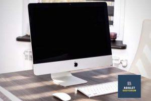 apple marka masaüstü bilgisayar