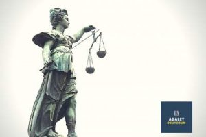 adalet kadını