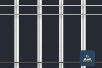 hapishane parmaklıkları