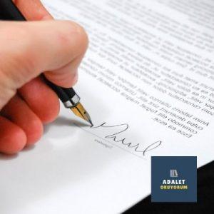 evrak imzalayan noter