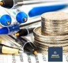kalemler para ve kağıtlar